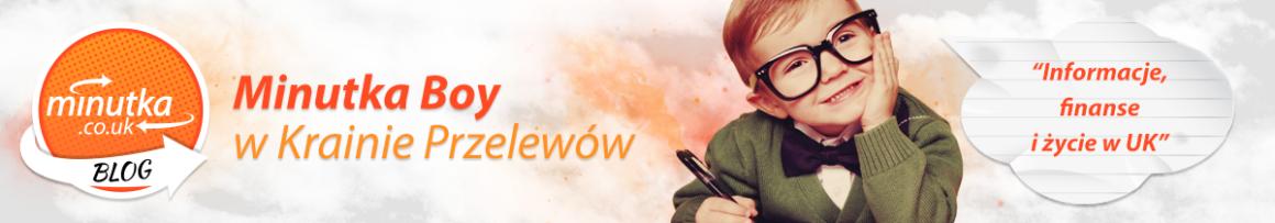 Przelewy do Polski – Minutka Blog Logo
