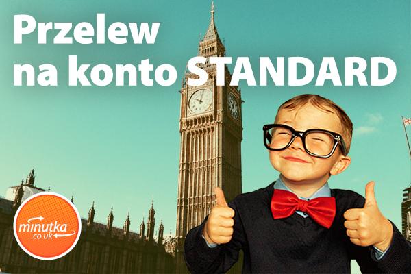 Przelew standard
