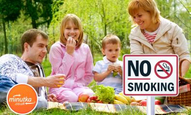 Zakaz palenia - Minutka Blog