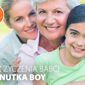 Babcie świętują w UK i Polsce